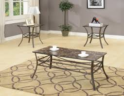 Wrought Iron Accent Table Inspiration Design Of Wrought Iron Coffee Table Stylish Finishing