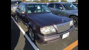 mercedes auctions mercedes 500e blue line exports japanese car auctions