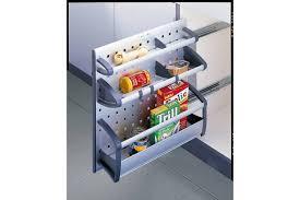 accessoires de cuisines panier de rangement coulissant accessoires de cuisines