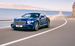 modified bentley 2019 bentley continental gt going ballistic