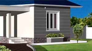 House Wall Design by Autocad 3d House Part8 Plastering Grooves Wall Grooves Youtube