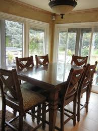 ideas for kitchen tables kitchen table with 6 chairs kitchen design