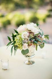 small centerpieces reception décor photos small antique hued centerpiece inside