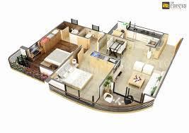 best 3d floor plan software 3d floor plan software best of 25 more 2 bedroom 3d floor plans
