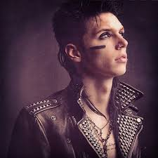andy biersack with blonde hair biersack blonde hair