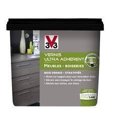 peinture renovation cuisine v33 vernis meuble et objets grip activ v33 0 75 l taupe l ger leroy avec