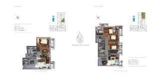 victoria residency 2 bedroom maid floor plans