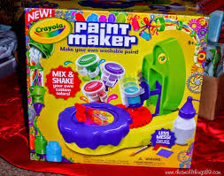 Custom Paint Color Crayola Paint Maker Giftguide2014 Giveaway The Small Things