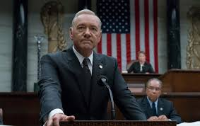 anyone else think house of cards season 5 mirrors the trump