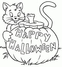 free halloween coloring page printable fo 39401 for pages letters