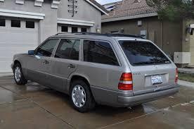 1999 mercedes e320 wagon 1995 mercedes e320 wagon for sale on bat auctions closed on