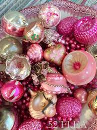 Pics Of Christmas Ornaments - 25 unique pink christmas ornaments ideas on pinterest pink