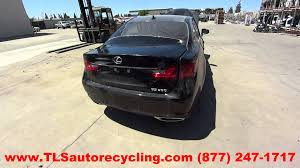 lexus gs 350 alternator parting out 2014 lexus gs 350 stock 5103yl tls auto recycling