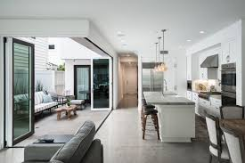 Kitchen With Grey Floor by The Beauty Of Kitchen Sharing Space U2013 Decohoms