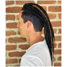 installing extension dreads in short hair 10 double ended dreadlock extensions