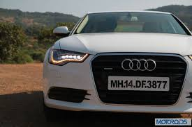 audi a6 india audi a6 3 0 tdi quattro review images price specs and details