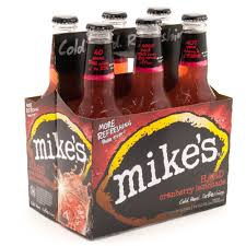 how much alcohol is in mike s hard lemonade light mike s hard lemonade hard cranberry lemonade 6 pack beer wine