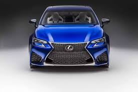 lexus lexus lexus gs f the new high performance v8 saloon