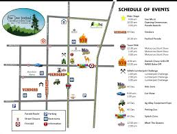 Expo Line Map Festival Map Now Available U2013 Pine Tree Festival U0026 Southeast Timber