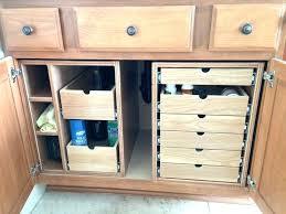 bathroom cabinet organizer ideas bathroom vanity organizers ideas small cabinet storage within