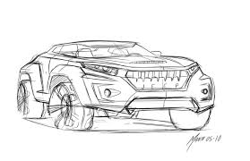 safari jeep coloring page jeep concept vehicle drawing from we draw cars may 2010 jeep