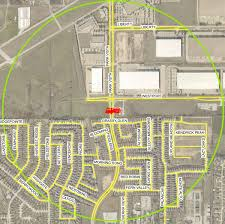 Zip Code Map Fort Worth by Targeted Spraying For West Nile Virus In North And South Fort
