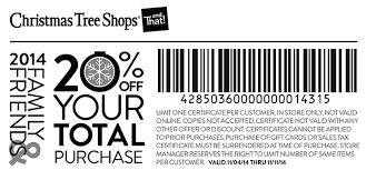 christmas tree shop online christmas tree shop printable coupon bourseauxkamas