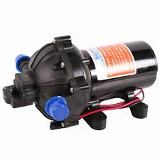 Rv Water Pump System Amazon Com Seaflo 5 5gpm 60psi 12v Dc Diaphragm Water Pump