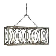 Rectangle Chandeliers Maximus Rectangular Chandelier Lighting Currey And Company