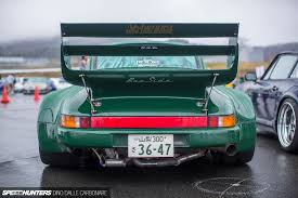 Rwb May Be The Most Well Known Of The Widebody Jdm Porsches But