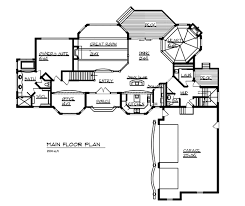 amazing floor plans the gull lake 7783 3 bedrooms and 4 baths the house designers