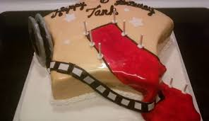 hollywood themed banquet cake cakecentral com