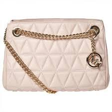 light pink michael kors bag buy michael kors scarlett crossbody bag for women leather light