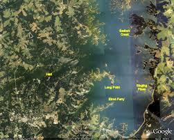 Lake Lanier Map Russell U0027s Lake Hartwell And Lake Russell Sailing U0026 Windsurfing Website