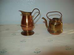 miniature portmeirion coffee pot brooch in by feltinmyheart