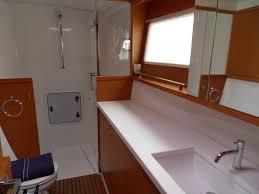 Catamaran Floor Plans by Lagoon 52 Master Head Catamaran Heads Or Yacht Interiors