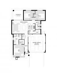 3 bedroom flat plan and design bath floor plans simple house