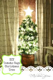 diy tomato cage christmas tree tutorialdiy show off u2013 diy