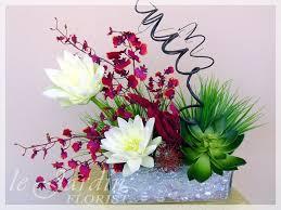 silk flower arrangements abacoa jupiter florist