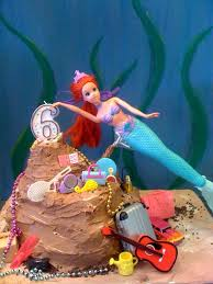 sister u0027s friday ariel birthday cake tutorial