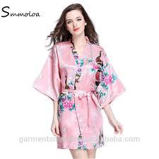 robe de chambre en satin pour femme grossiste robe de chambre pour femme acheter les meilleurs robe de