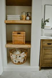 remove kitchen cabinet doors for open shelving how to transform a linen closet to open shelving house on