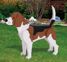 3d size beagle woodcraft pattern make this realistic looking