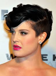short black hair styles that have been shaved short black side shaved homecoming hairstyle lookbook