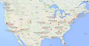 National Parks Us Map The Challenge To Camp And Make No Trash U2013 National Park Quest