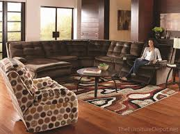 Motion Living Room Furniture Southern Motion Living Room Comfort Scapes Left Chaise Sectional