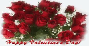 valentine roses for you