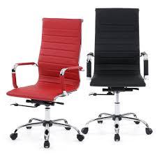 High Back White Office Chair Executive High Back Office Chairs Richfielduniversity Us