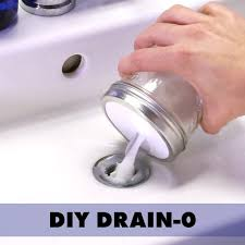 clogged sink clogged sink fix it in no time with this diy drain o