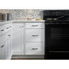 arcadia white kitchen cabinets lowes now arcadia 24 in w x 30 in h x 12 in d white door wall stock cabinet
